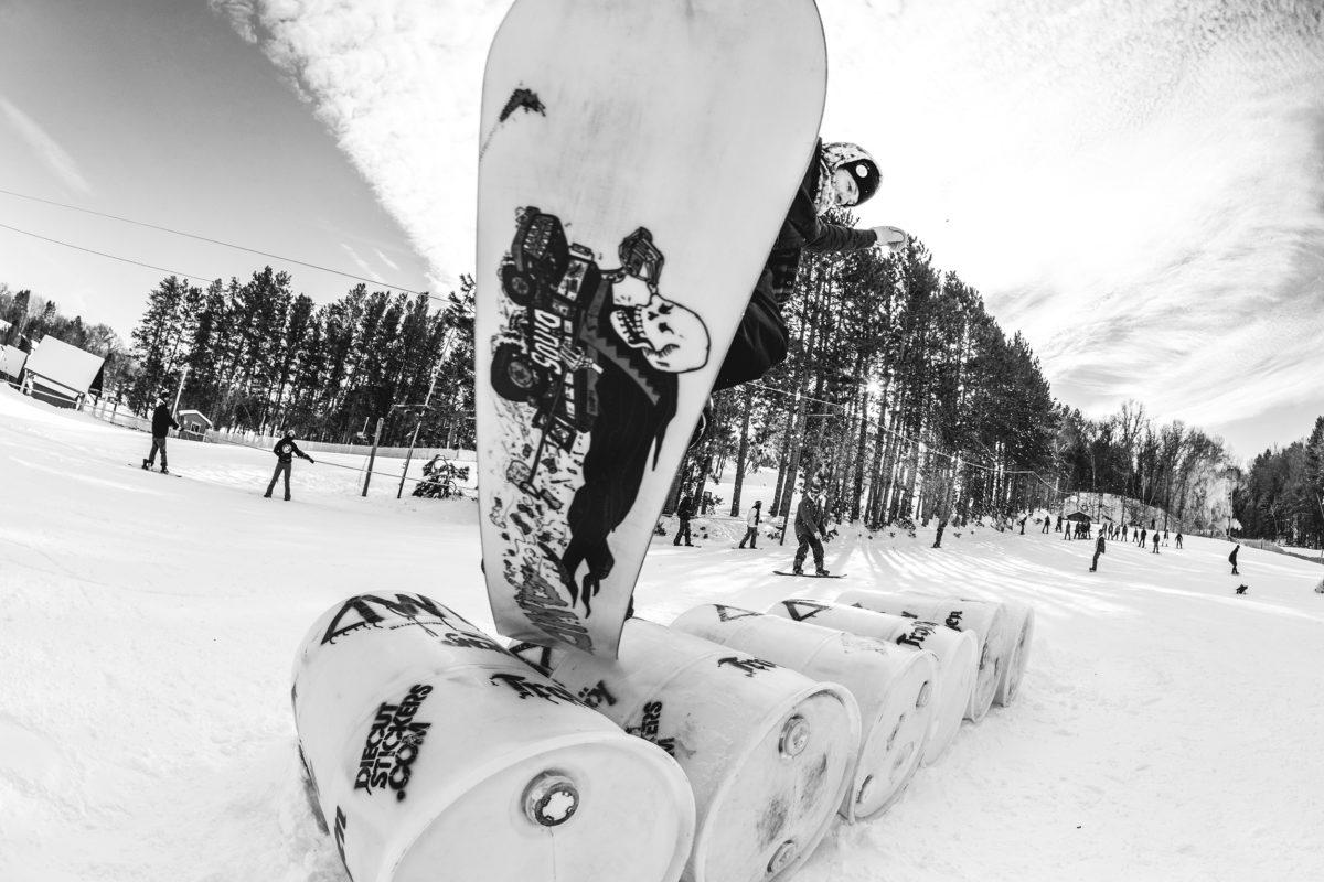Blake Geis - BARRELy an Event / Trollhaugen - Stephan Jende Photo
