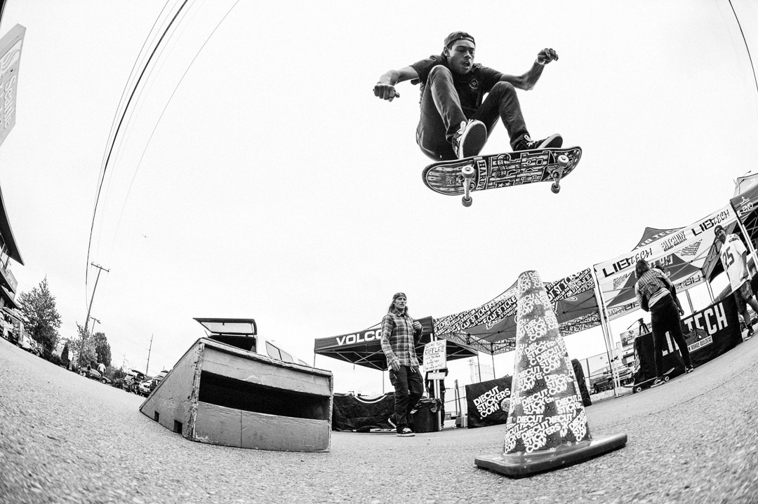 CJ Hendrix - Lords of Seatown / Seattle - Tim Zimmerman Photo