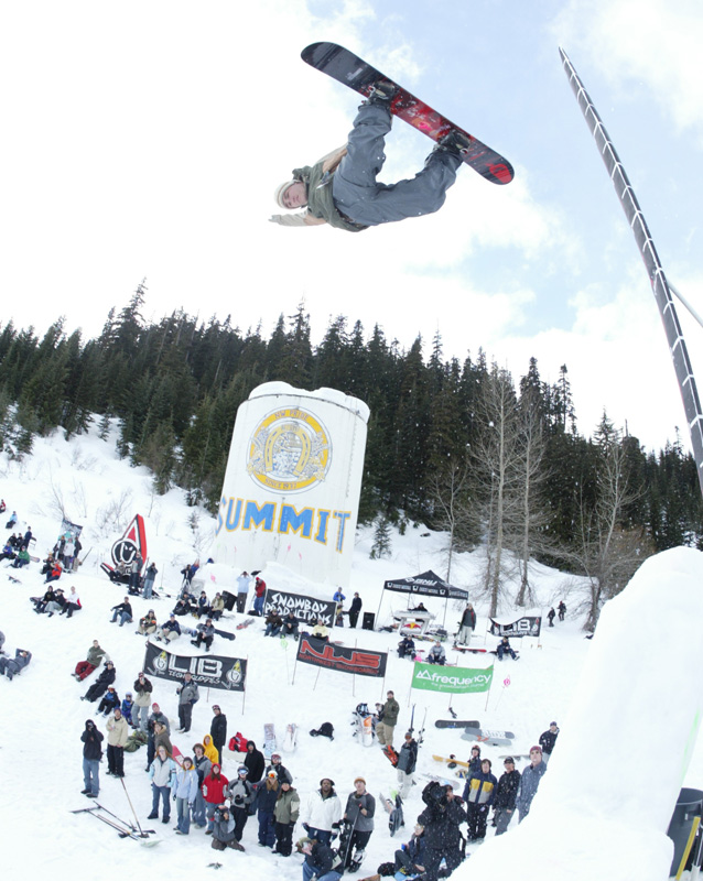 Joey McGuire – Holy Oly Revival / Snoqualmie – Pat Kennedy Photo