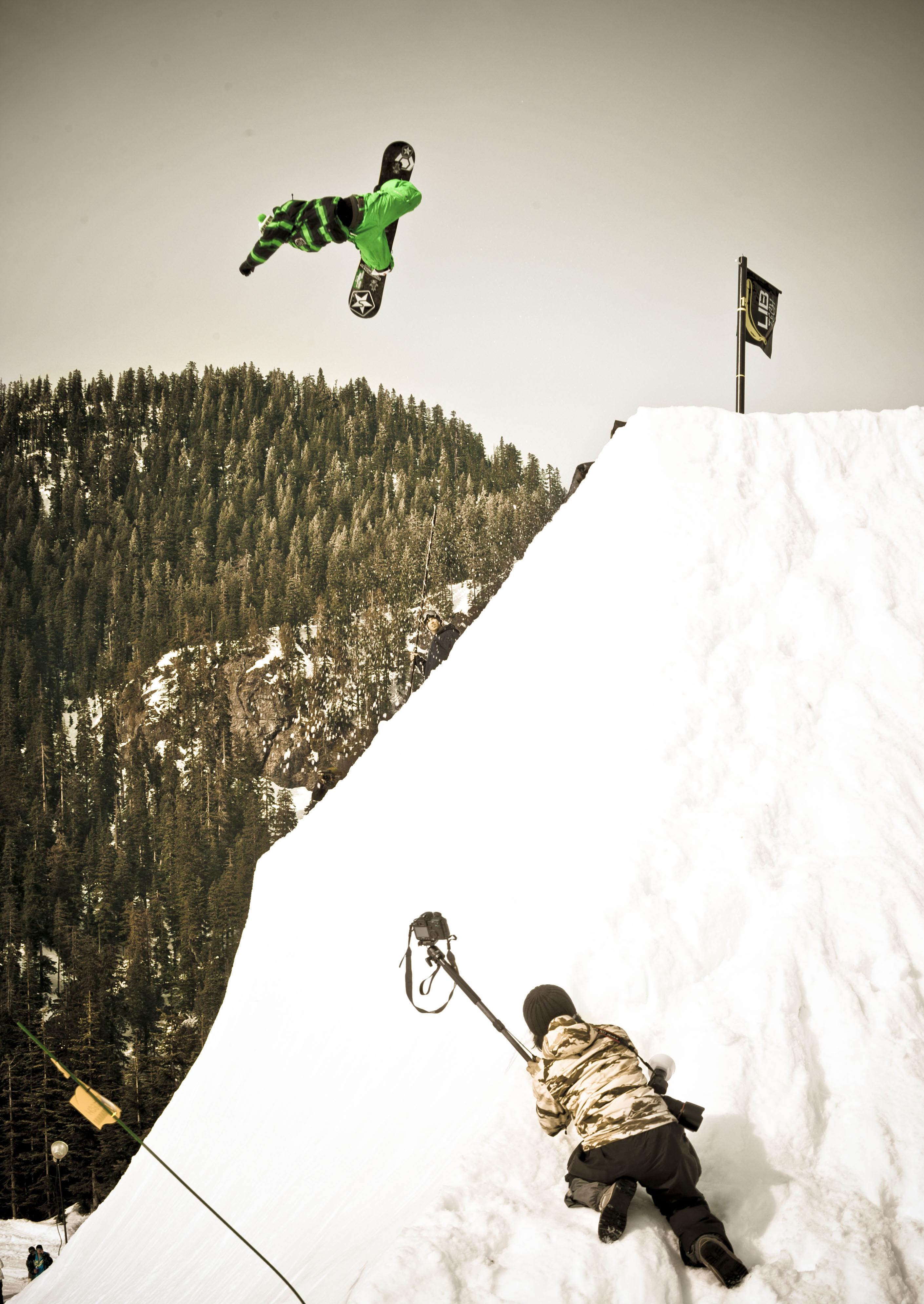 Kurt Jenson - Holy Oly Revival / Snoqualmie - Alex Mertz Photo