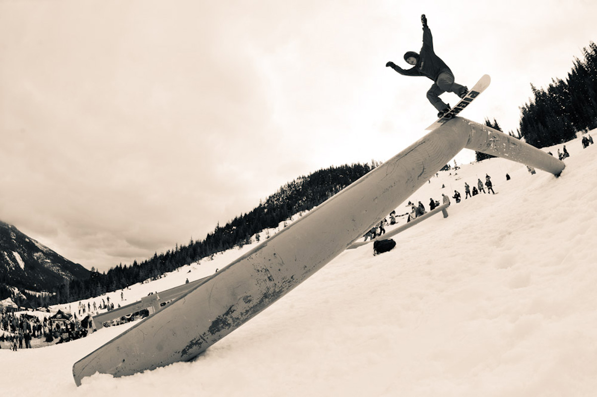Forest Bailey – Tube City / Snoqualmie – Tim Zimmerman Photo