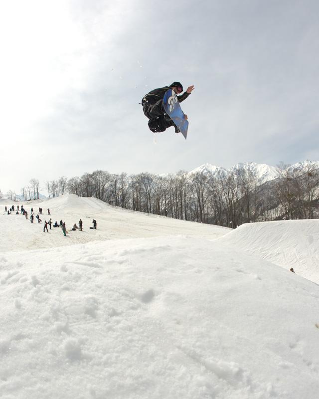 Jamie Lynn – Holy Bowly / Happo One – Mike Yoshida Photo