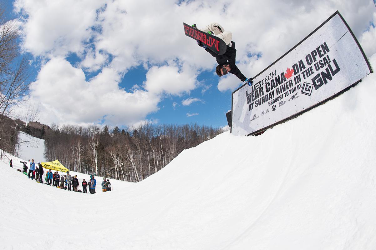 Max Warbington – Near Canada Open / Sunday River – Tim Zimmerman Photo