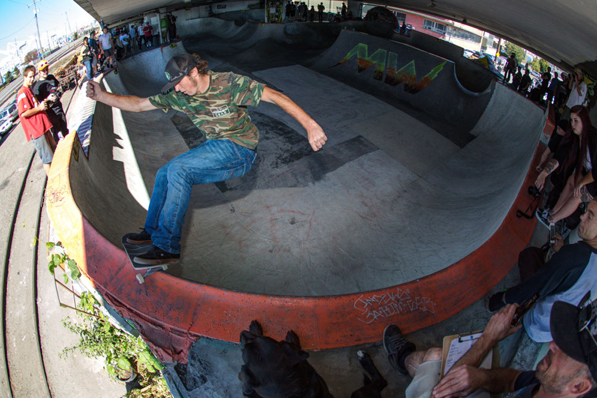 Phil Hansen – Lords of Seatown / Seattle – George Crosland Photo