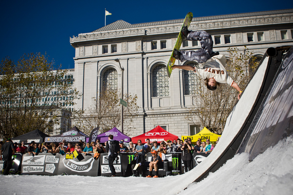Sammy Luebke – DTTD / San Francisco – Mike Yoshida Photo