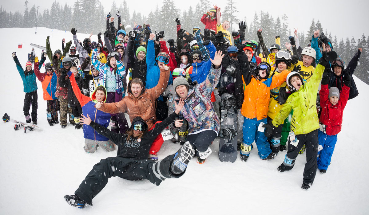 Stoked Kids - Greenhorn Games / Summit at Snoqualmie